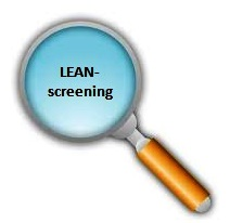 Screening i forhold til LEAN