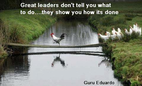 citater om ledelse