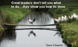 Hvad er en god LEAN-leder ?