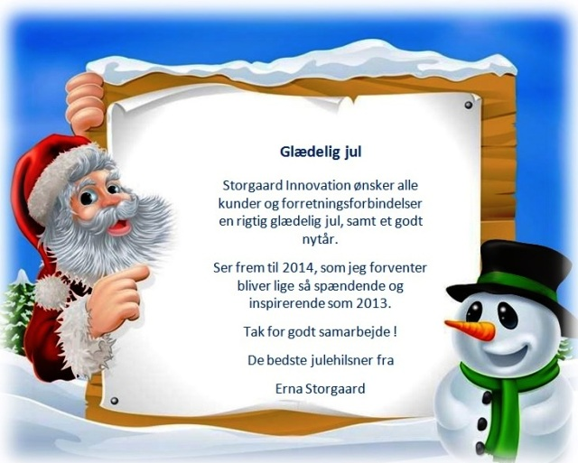 glædelig jul 2013_Storgaard Innovation