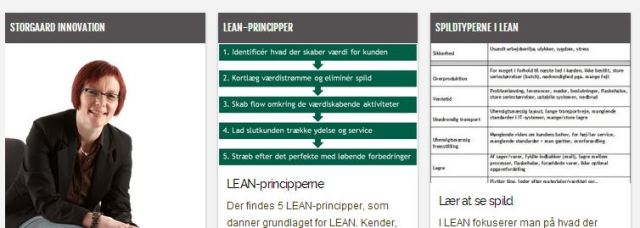 LEAN-undervisning