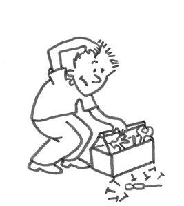 LEAN-værktøjskassen
