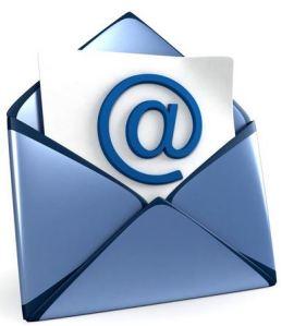 Jeg sender lige en mail