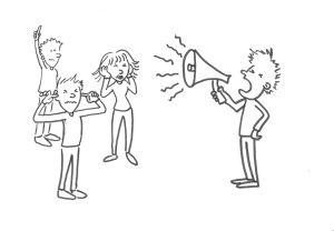 Vær bevidst i din kommunikation