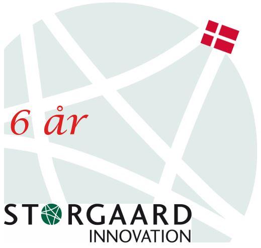Storgaard Innovation 6 års fødselsdag